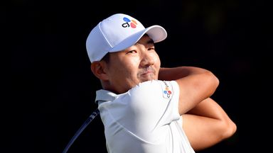 Sung Kang held his nerve over the closing holes after a long final day in Dallas