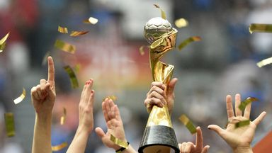 The opening match of the World Cup finals takes place on Friday June 7, 2019