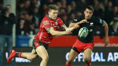 Gloucester make the tough trip to face Saracens in the Premiership semi-finals on Saturday