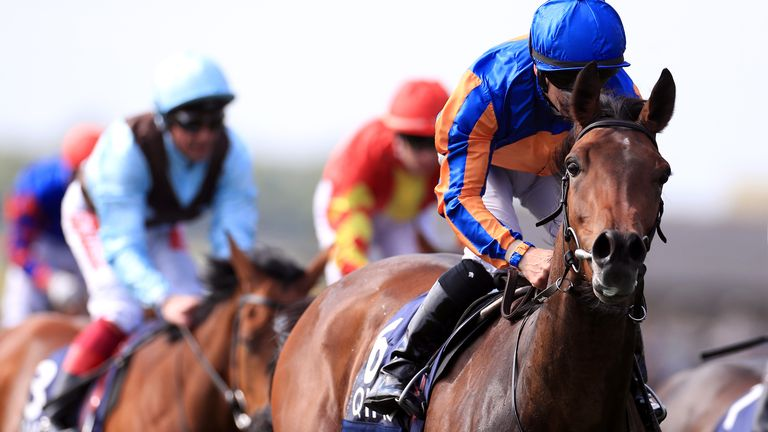 Hermosa gunning for Nassau Stakes at Glorious Goodwood