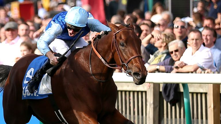 Persian King - will run at Deauville next