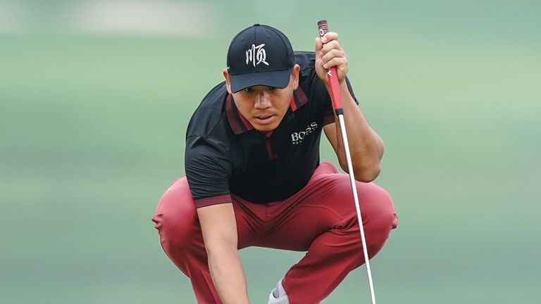 Wu has missed the cut in five of his first eight starts in 2019