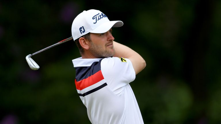 Bernd Wiesberger's decision to pull out of Final Qualifying paid off