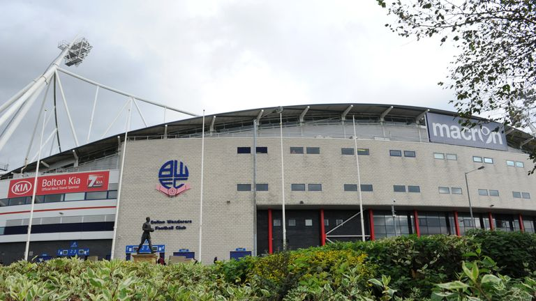 Bolton began the League One season with a 12-point deduction
