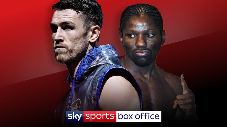 Callum Smith defends his WBA 'super' title against Hassan N'Dam