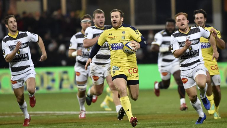 Clermont have turned to Camille Lopez to help end their poor away form