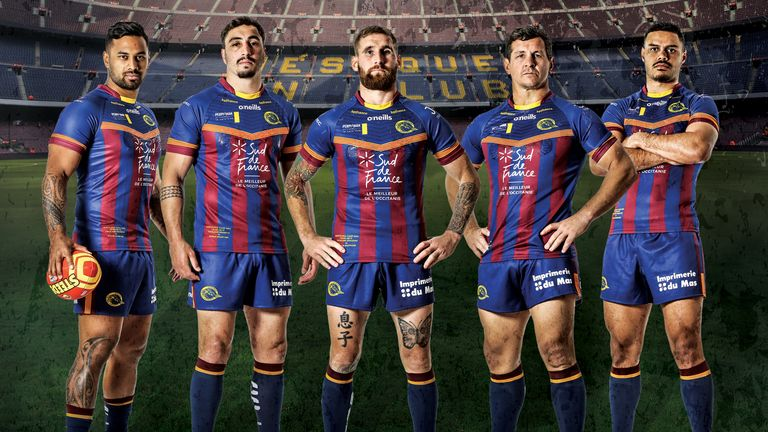 Saturday's game at the Nou Camp is expected to set a Super League record crowd