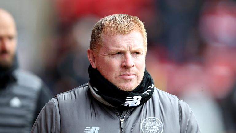Neil Lennon's long-term future at Celtic remains uncertain