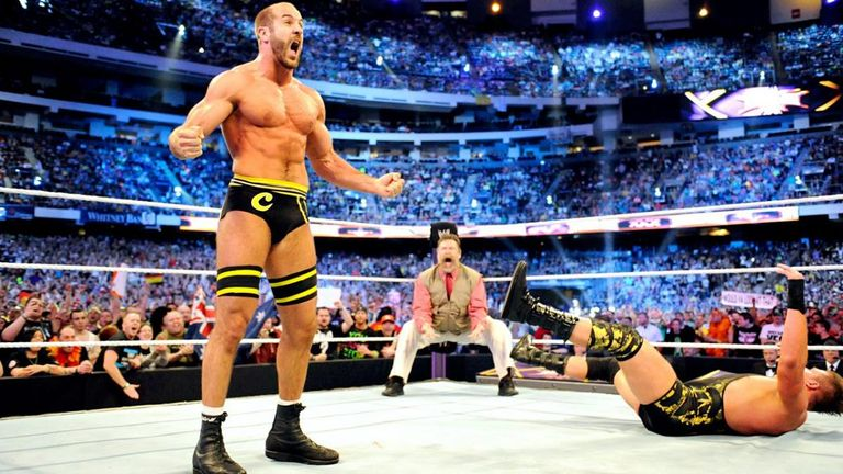 Cesaro made a big splash early in his WWE career by winning the Andre the Giant memorial battle royal at WrestleMania 30