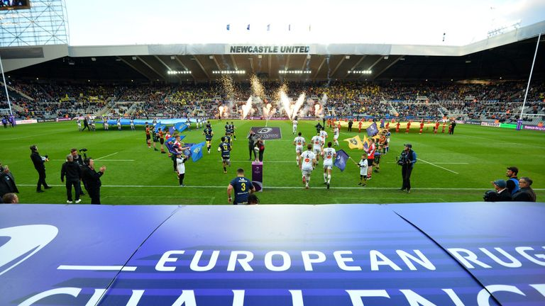 La Rochelle are guaranteed a Champions Cup place for next season already due to their Challenge Cup performance as losing finalists in 2018/19