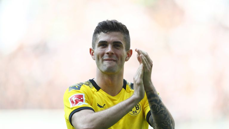 Chelsea's signing of Christian Pulisic could prove crucial if they lose Hazard