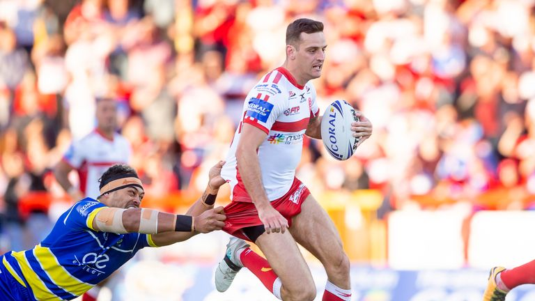 Craig Hall says he has 'moved on' from Hull KR
