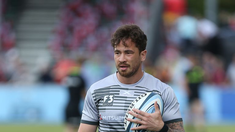 Danny Cipriani received a welcome boost to his hopes of playing in the World Cup