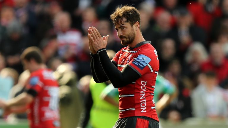 Danny Cipriani has made a big impression in his first season at  Gloucester