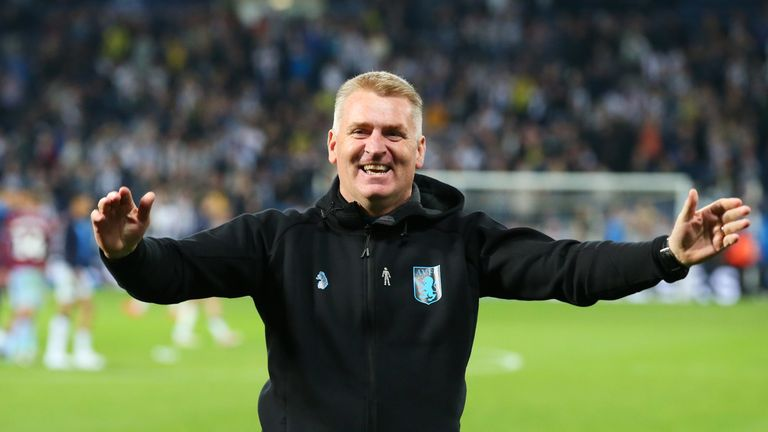 Dean Smith's Villa have spent over £100m this summer, but no signing has been left without a friend