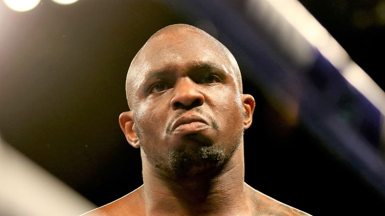 Dillian Whyte expects to face Anthony Joshua in the future