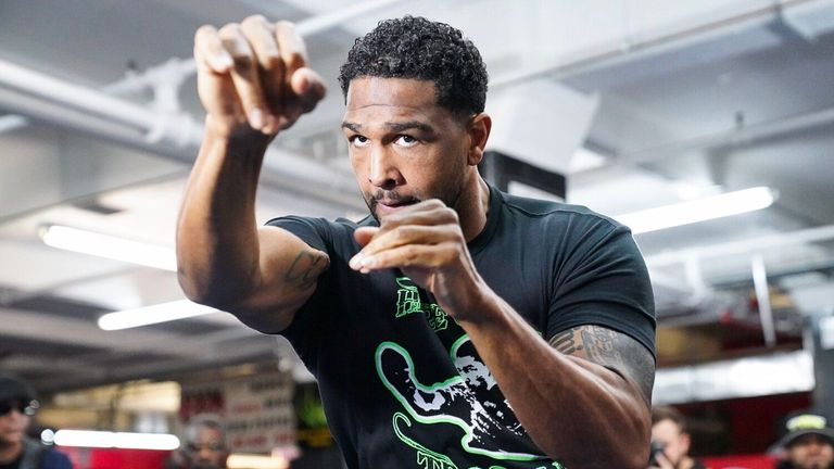 Wilder vs Breazeale: Dominic Breazeale wants Anthony Joshua rematch after Deontay Wilder KO | Boxing News |