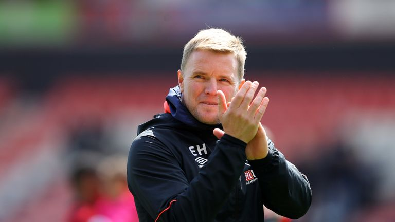 Bournemouth boss Eddie Howe has kept all of his star men