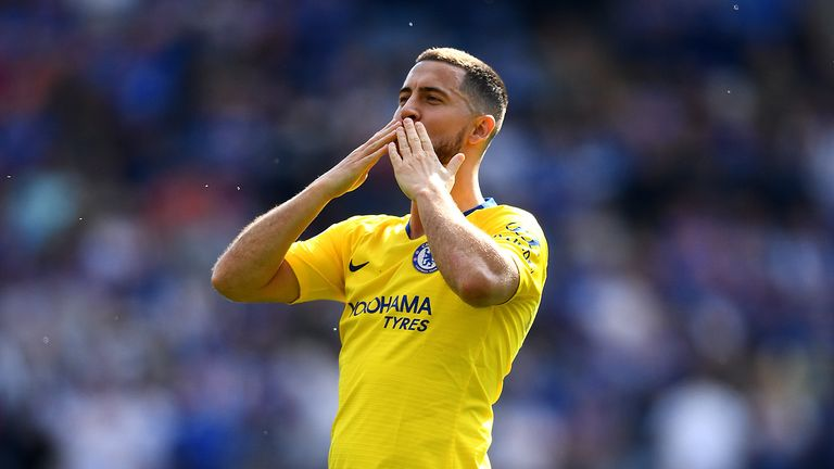 Could Hazard be saying his goodbyes to Chelsea?