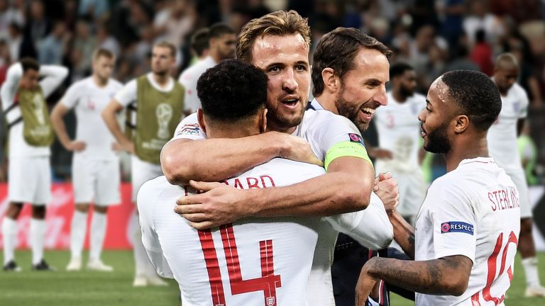 Kane wants England to build on recent progress