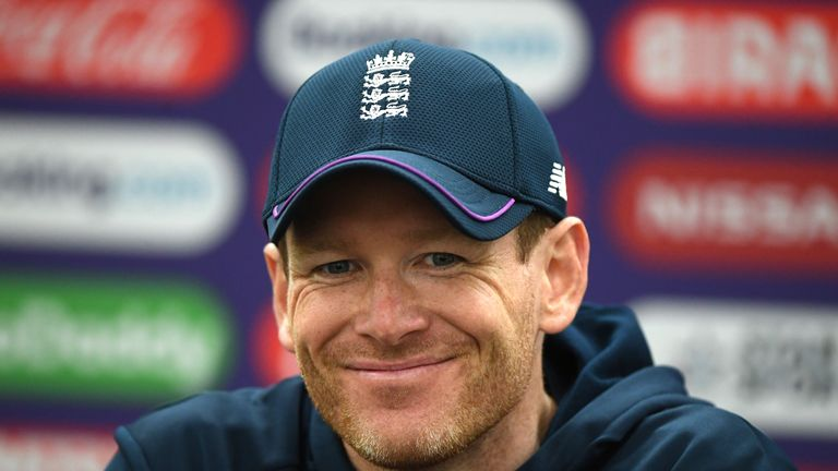 Eoin Morgan says England will look beyond Pakistan's slump in form ahead of Monday's Cricket World Cup match in Nottingham and is wary of putting too much expectation on Jofra Archer