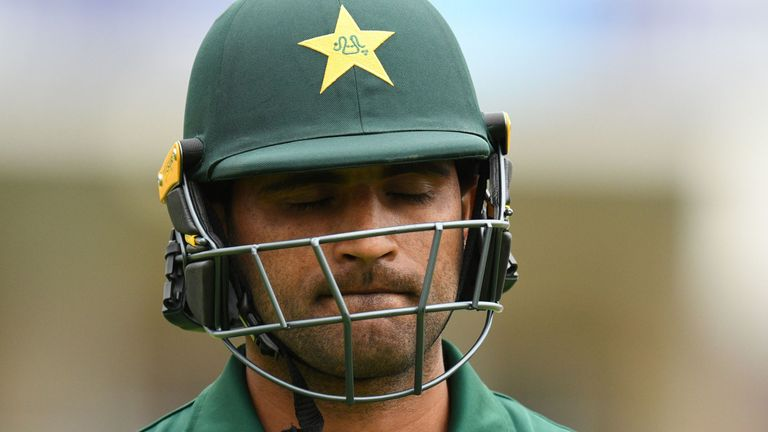 Fakhar Zaman is one of seven further Pakistan players to have tested positive for coronavirus