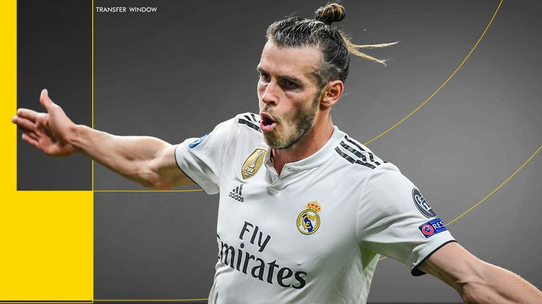 Transfer target: Gareth Bale set for Real Madrid exit?