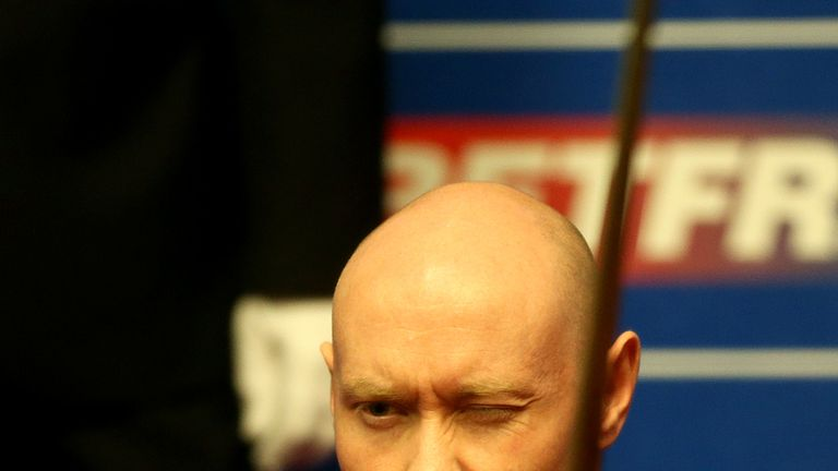 Gary Wilson reached the semi-finals of the World Championship