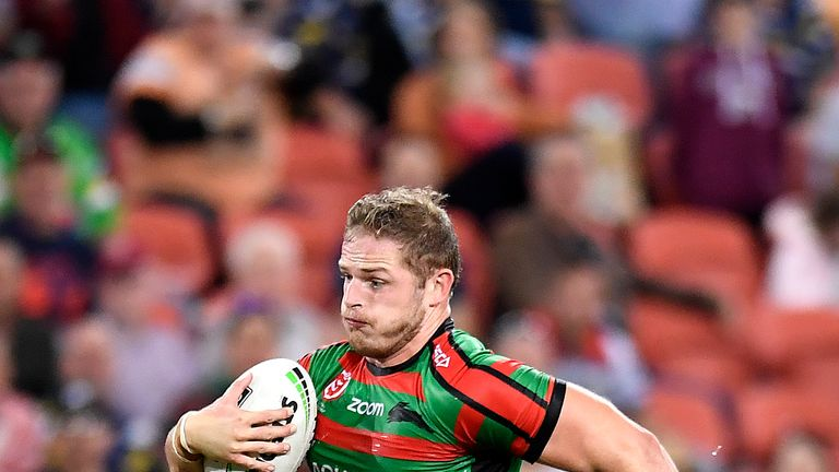 George Burgess admits even he doesn't know where his future lies
