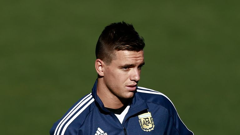 Giovani Lo Celso is part of Argentina's squad for the upcoming Copa America