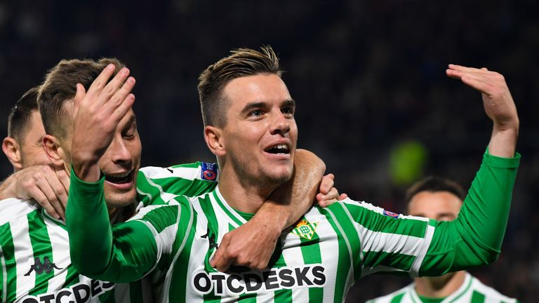 Giovani Lo Celso is close to becoming a Tottenham player