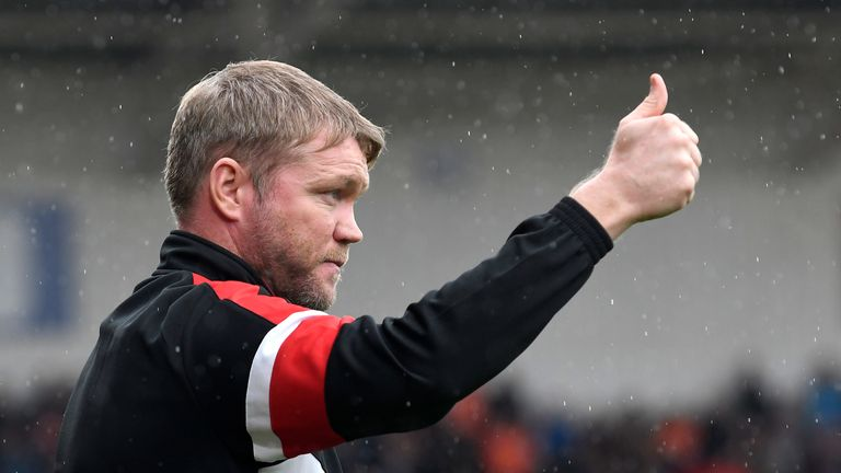 Grant McCann takes over from Nigel Adkins at Hull City
