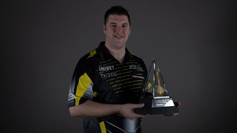Gurney is the only semi-finalist to be appearing in the Play Offs for the first time