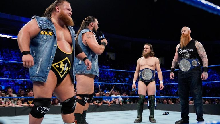 Could Heavy Machinery's big WWE push begin in earnest at Extreme Rules?