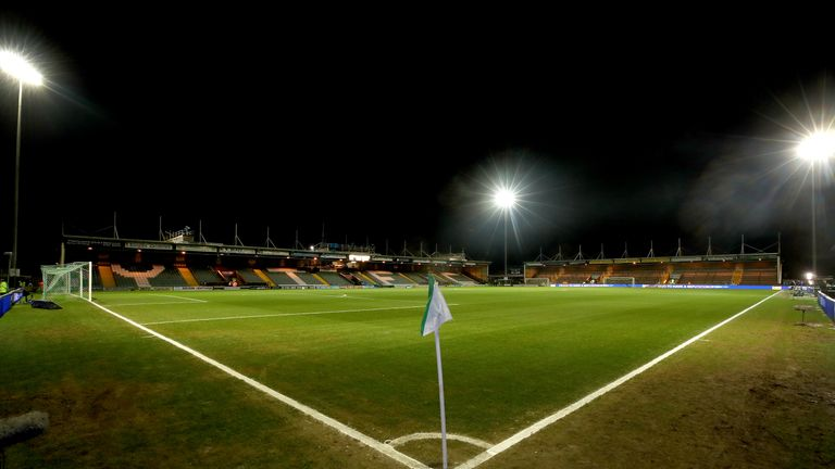 Yeovil Town are hoping to attract new owners to Huish Park