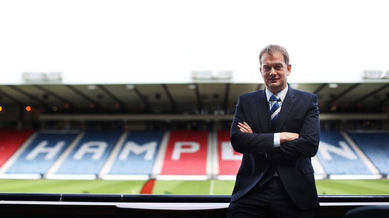 Maxwell has held the post of SFA chief executive for two years