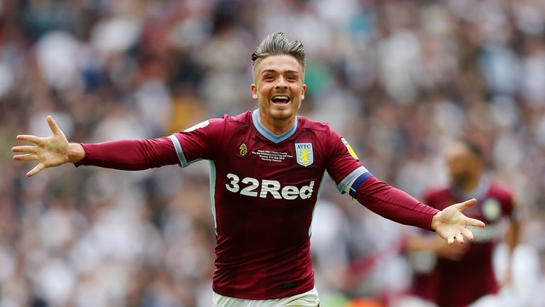 Jack Grealish to stay with Aston Villa and reject Tottenham advances