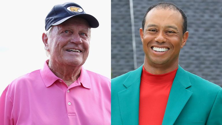 Jack Nicklaus or Tiger Woods: Who is the greatest golfer of all-time?