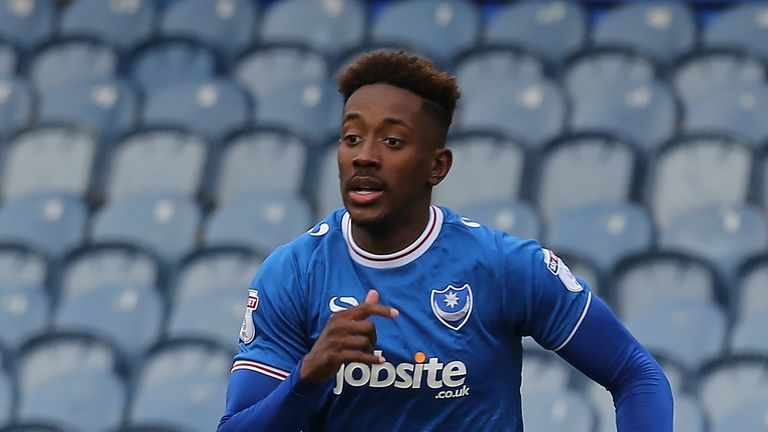 Jamal Lowe tells Portsmouth he wants to leave