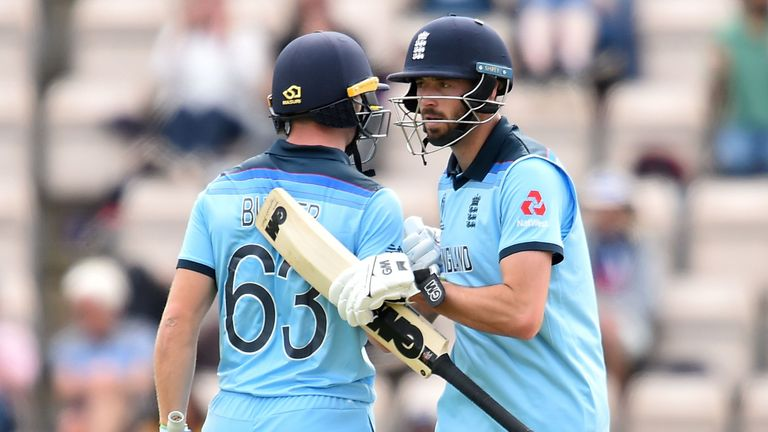 James Vince has made scores of 26 and 14 so far in the tournament but gets another chance against Australia