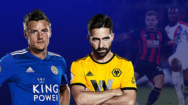 Jamie Vardy and Joao Moutinho make our alternative team of the year