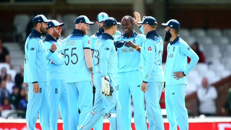 Archer says he has been welcomed warmly by his England team-mates