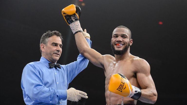 Julian Williams is now undefeated in his last five fights