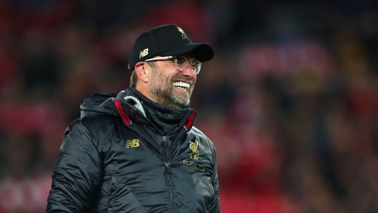 Mourinho credited the victory to Klopp's empathy with the players