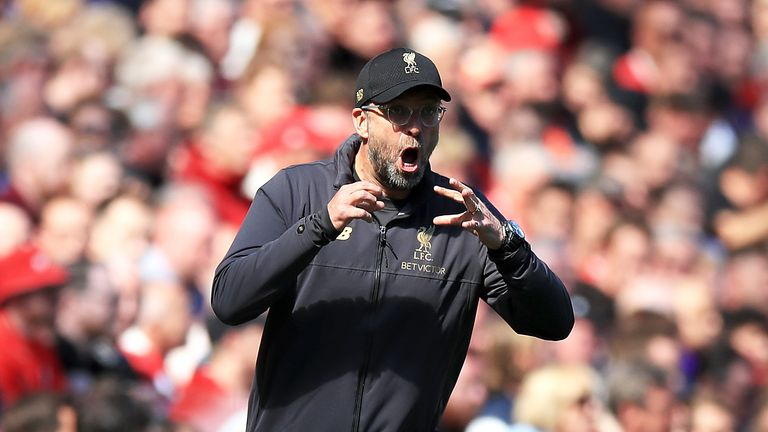 Benitez is expecting to see an intense Liverpool in Madrid on Saturday