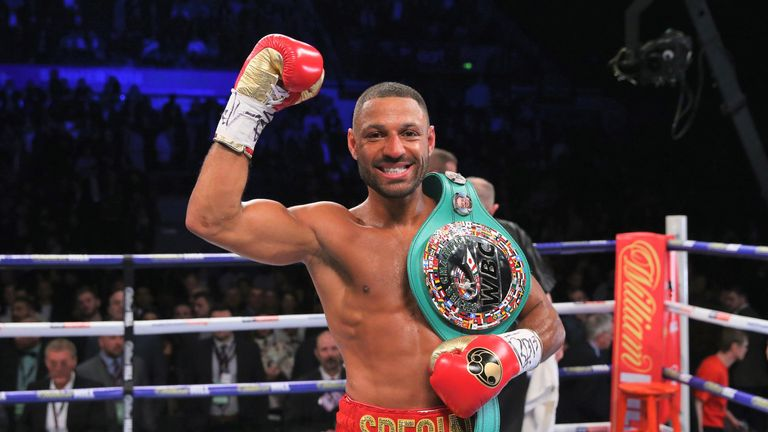 Brook wants to test himself against another big-name opponent