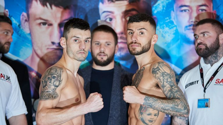 Leigh Wood defends Commonwealth title against Ryan Doyle