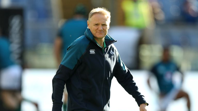 Barnes believes Leinster's cautious play is a result of Joe Schmidt's approach