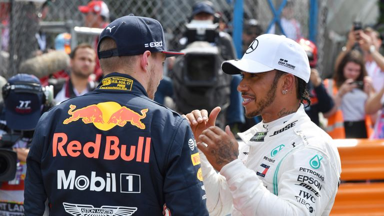 Lewis Hamilton, Max Verstappen on F1's generation games | F1 News