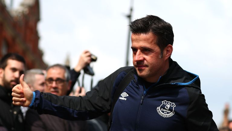 Marco Silva revealed tying down Baines to fresh terms was a matter of priority ahead of his second season in charge
